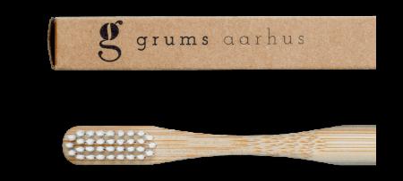 Escova de Dentes de Bambu Grums